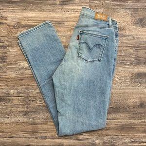 Levi's 512 Jeans Skinny Leg